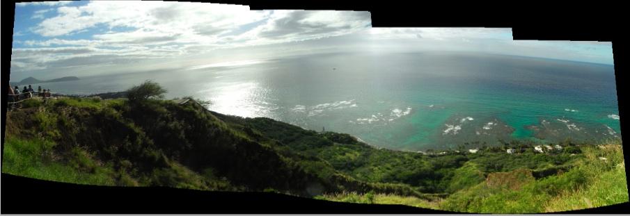 Reef From Diamond Head